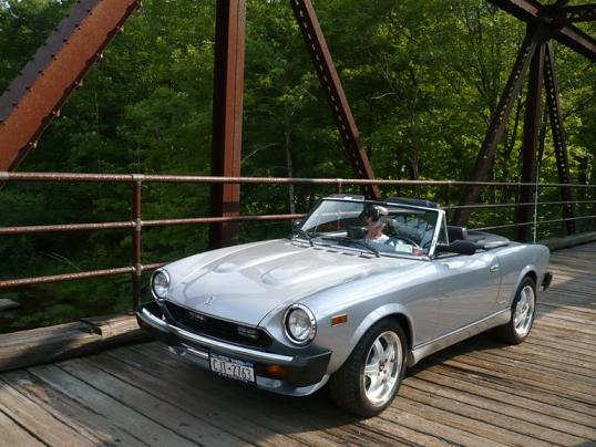 Type3 Fiat Spider Gallery
