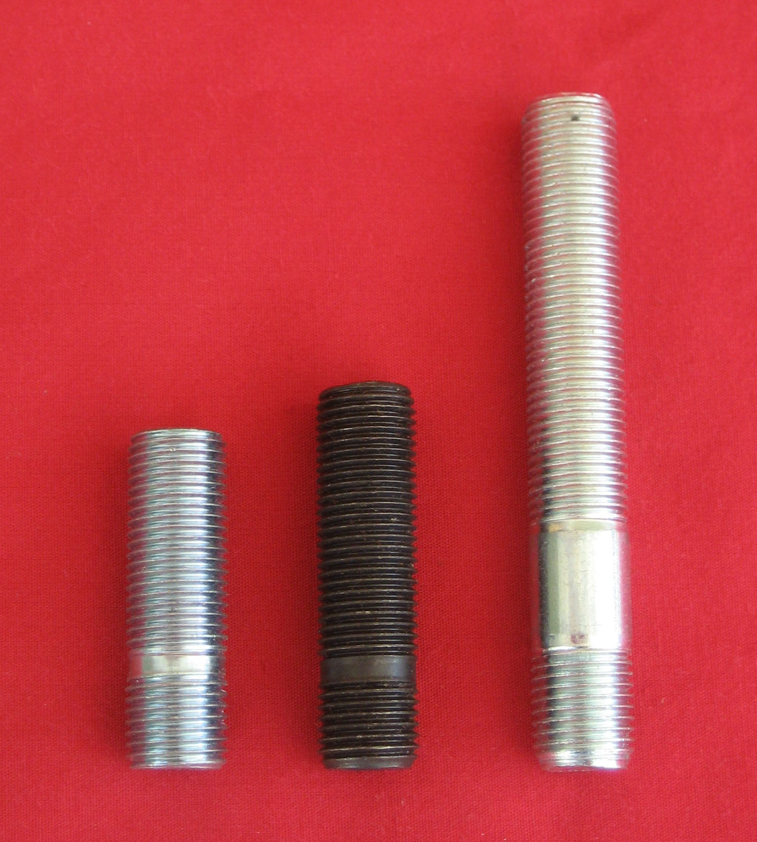 how to clean auto wheel stud